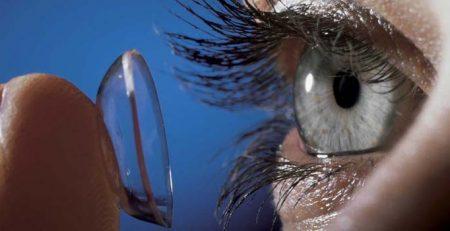 Ношение контактных линз в подростковом возрасте