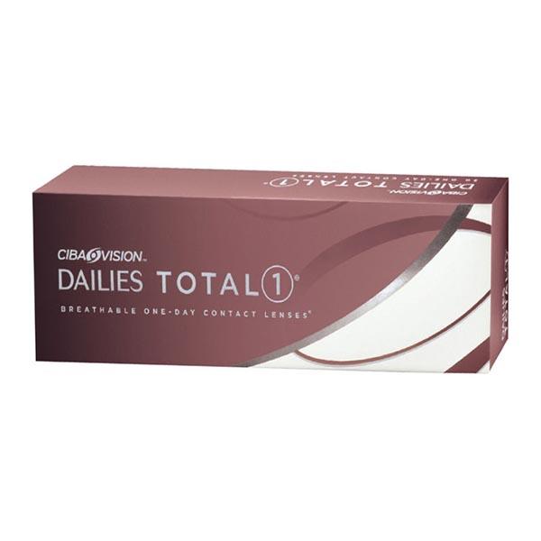 Контактные линзы Dailies Total 1 (10 шт.)