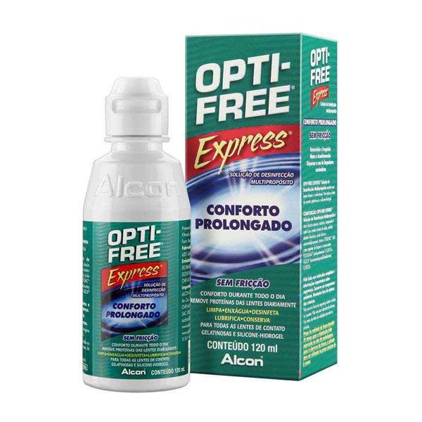 Раствор Opti-Free Express 120 мл