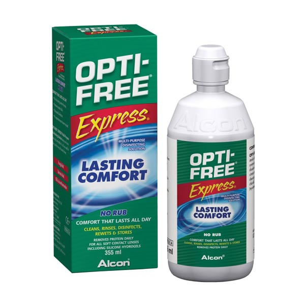 Раствор Opti-Free Express 355 мл